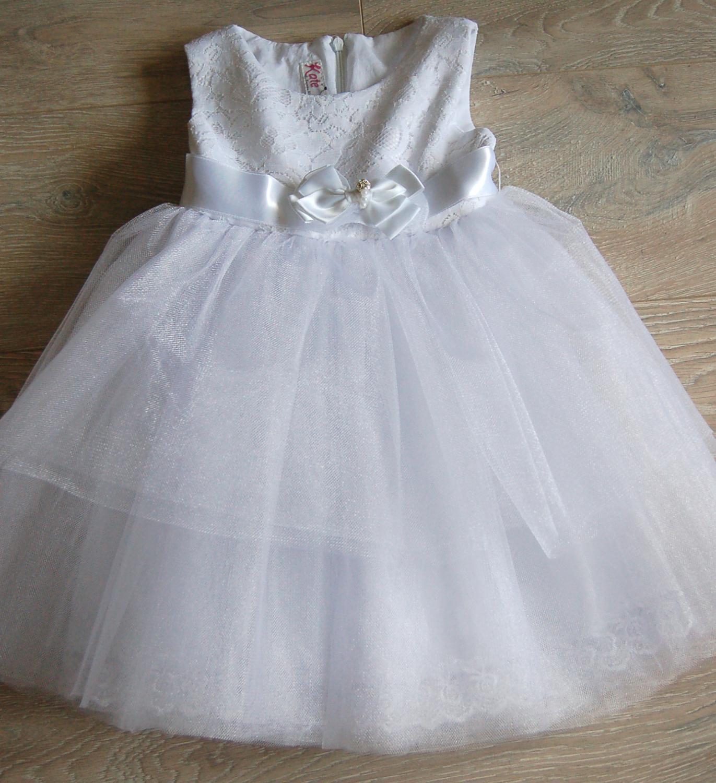 90051fabb01 Официална детска рокля с перли 2 - Официални дрехи за момиче