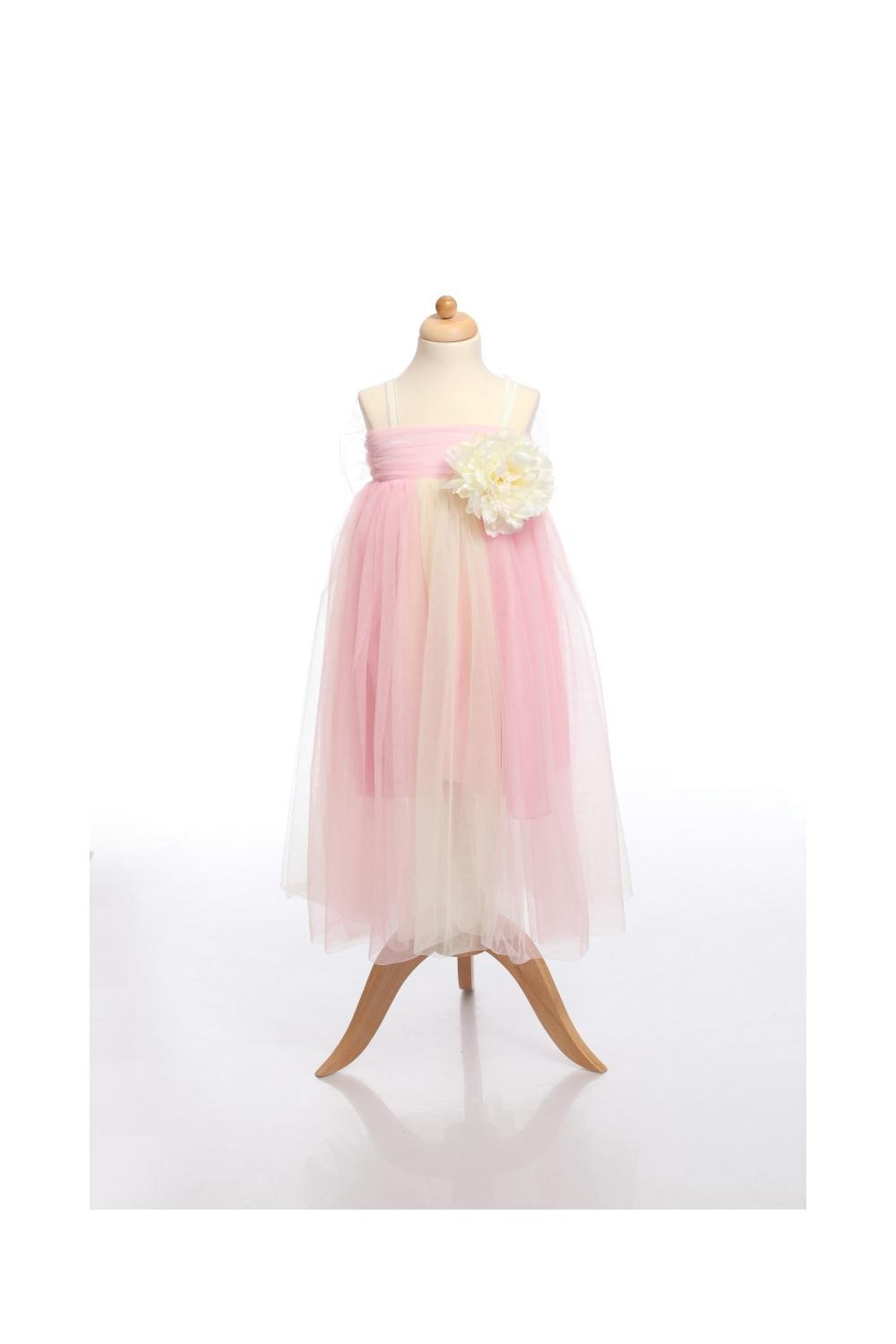 "Girls gown ""Summer's favorite"""